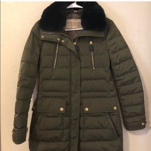 Authentic Burberry Coat
